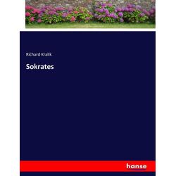 Sokrates als Buch von Richard Kralik