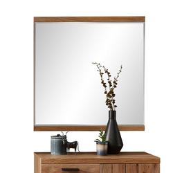 Wandspiegel in rechteckiger Form Facettenschliff