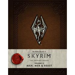 The Elder Scrolls - V: Skyrim - The Skyrim Library Vol. II: Man Mer and Beast als Buch von Bethesda Softworks
