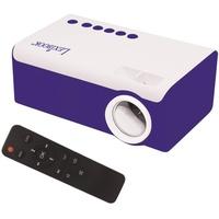 Lexibook Mini Heimkino-Projektor blau/weiß