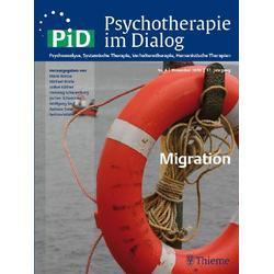 Psychotherapie im Dialog - Migration