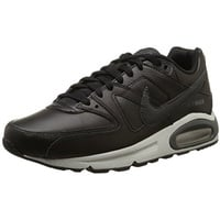 Nike Men's Air Max Command black/ white-black, 43