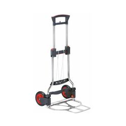 RuXXac Sackkarre EXCLUSIVE - klappbar - Tragfähigkeit 125 kg Alu-Sackkarre