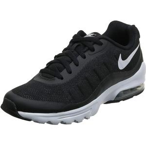 Nike Herren Air Max Invigor Laufschuhe, Schwarz (Black/White 010), 42.5