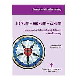 Herkunft - Auskunft - Zukunft - Buch