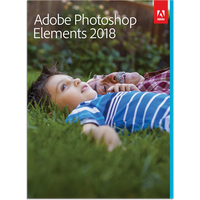 Adobe Photoshop Elements 2018 UPG DE Win Mac