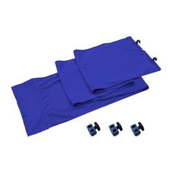 Lastolite StudioLink Chroma Key Blue Screen Connection-Kit 3m
