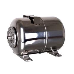 Hauswasserwerk Druckkessel Membrankessel Edelstahl 24 L 33,25 mm (1 AG)