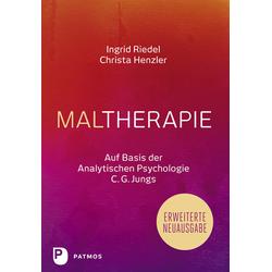Maltherapie: Buch von Ingrid Riedel/ Christa Henzler