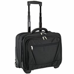 d&n Business & Travel Business Trolley 42 cm Laptopfach schwarz
