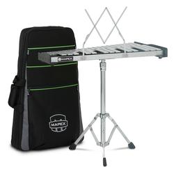Mapex Glockenspiel mit Trolley-Tasche