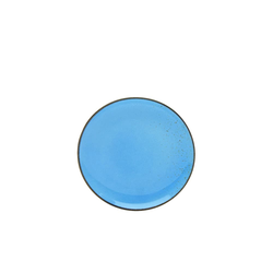 Creatable Dessertteller Nature Collection in med blue, 22 cm
