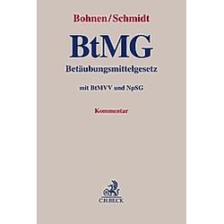 BtMG Betäubungsmittelgesetz - Buch