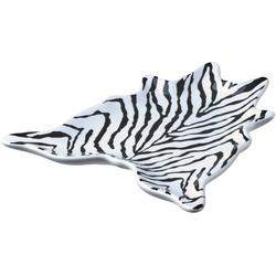SEE∙MANN∙GARN Seifenschale Zebra, Schale, Schwarz Weiss