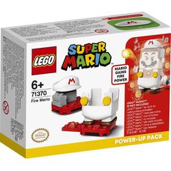 LEGO® Puzzle LEGO® Super Mario 71370 Feuer-Mario - Anzug, Puzzleteile