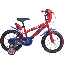 MARVEL Kinderfahrrad Spiderman, 1 Gang