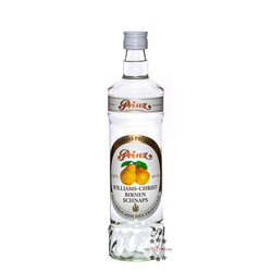 Prinz Williams-Birnen Schnaps 0,7l
