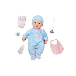 Zapf Creation® Babypuppe Zapf 794654 - Baby Annabell - Puppe, Bruder - Alexander, 43 cm