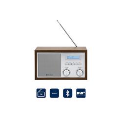 Blaupunkt RXD 180 Radio (Digitalradio (DAB), Digitalradio (DAB), Digitalradio (DAB), 5 W, Küchenradio mit Bluetooth)