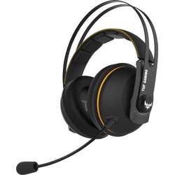 Asus TUF H7 Wireless Gaming Headset 2.4GHz Funk, USB schnurlos Over Ear Schwarz, Gelb