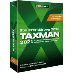 Lexware TAXMAN 2021 für Selbstständige