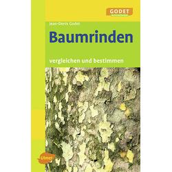 Baumrinden als Buch von Jean-Denis Godet
