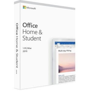 Microsoft Office 2019 Home and Student