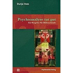 Psychoanalyse tut gut