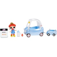 MGA Entertainment L.O.L. Surprise! Furniture- Road Trip with Can Do Baby