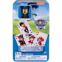 Spin Master Paw Patrol Card Figure Tin