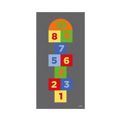 Kinderteppich Spielteppich Hop 2, 100 x 200 cm, ACHOKA®