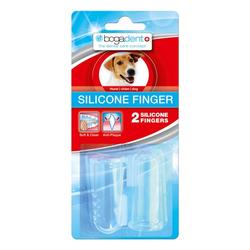 BOGADENT Silicone Finger vet. 2 St