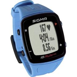 Sigma iD.RUN HR Fitness-Tracker Blau