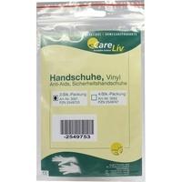 CareLiv Handschuhe Vinyl Anti-Aids