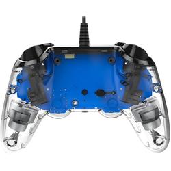 nacon PS4 Controller Light Edition (blau) PlayStation 4-Controller