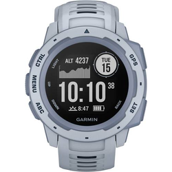 Garmin Instinct GPS-Sportuhr Hellblau