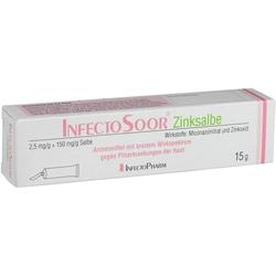 Infectosoor Zinksalbe