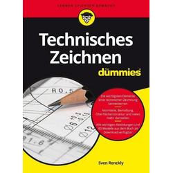 Technisches Zeichnen für Dummies