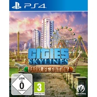 Paradox Interactive Cities: Skylines - Parklife Edition (PlayStation 4)