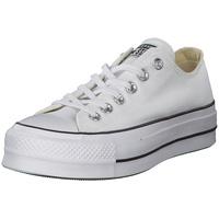 Converse Chuck Taylor All Star Platform Low Top white/black/white 42