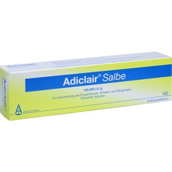 ADICLAIR Salbe 50 g