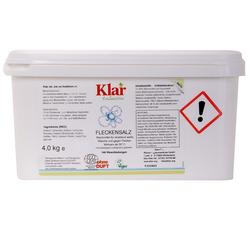 KLAR Fleckensalz & Bleichmittel 4 kg gegen Flecken