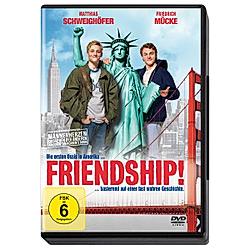 Friendship! - DVD  Filme