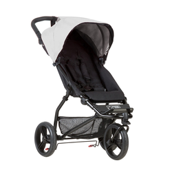 Mountain Buggy Mini Buggy V3.1 (3 Farben) Silver