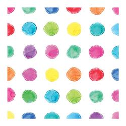 PPD Papierserviette Aquarell Dots 20 Stück 33cm