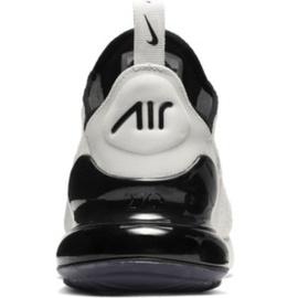 Nike Wmns Air Max 270 light grey-black, 37.5