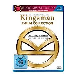 Kingsman 1 & 2 - DVD  Filme