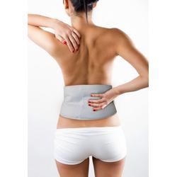 Hollert Nierengurt, Lammfell Nierenwärmer Wärmegürtel Unisex Rückenwärmer S