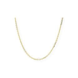 JuwelmaLux Collier Collierkette Gold 38 cm