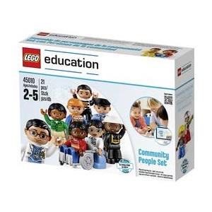 LEGO Education Lego Duplo Erweiterungsset Set Menschen aus der Nachbarschaft 2 Schüler
